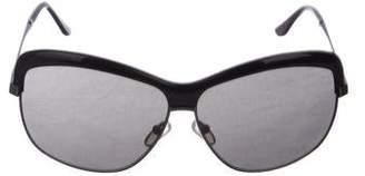 Stella McCartney Tinted Oversize Sunglasses