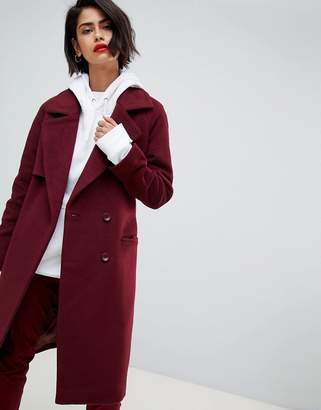 DAY Birger et Mikkelsen 2nd 2NDDAY classic long coat