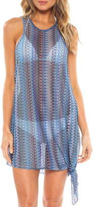 Becca Pierside Knot Cover-Up Dress