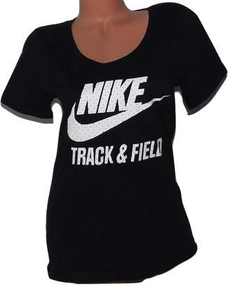 Nike Womens' Athletic Cut Track and Field Tee