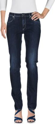AR+ CAMOUFLAGE AR AND J. Denim pants - Item 42593261QN