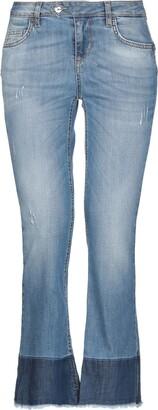 Liu Jo Denim pants - Item 42717505JH