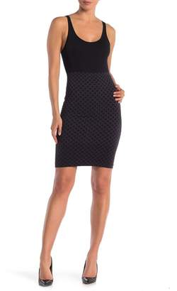 Wolford Waves Stretchy Skirt