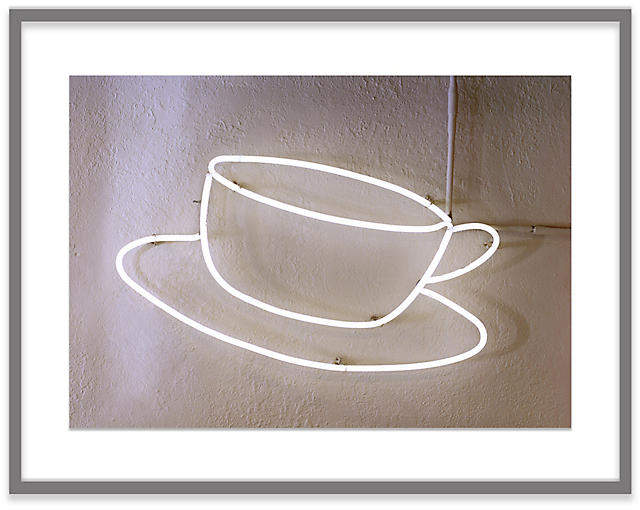 Neon Coffee Cup - Alex Hoerner - 20.5