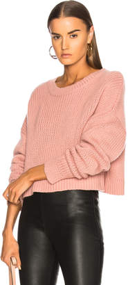 Sablyn Mercy Cropped Chunky Sweater