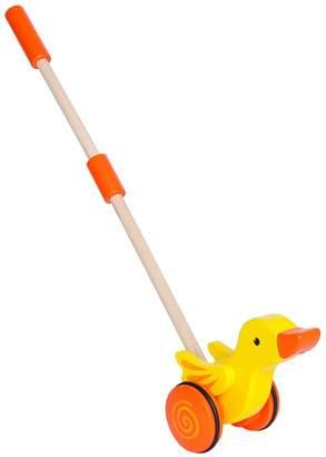 Hape Educo Duck Push Pal Push Toy