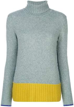 Odeeh colour block sweater