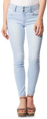 Josie Juniors' Wallflower Ultraskinny Jeans