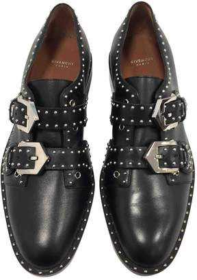 Givenchy Leather lace ups