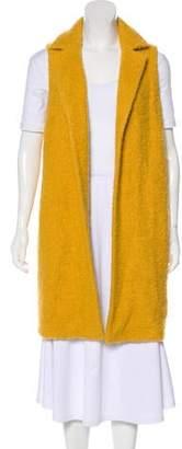 Loro Piana Alpaca & Wool Blend Vest