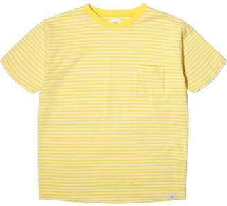 "Bedwin&the Heartbreakers Bedwin & The Heartbreakers S/S C-NECK BORDER TEE ""EARNIE"""