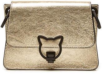 Karl Lagerfeld Leather Crossbody Handbags Shopstyle