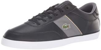 d25ea8891 Lacoste Men s Court-Master Sneaker 10.5 Medium US