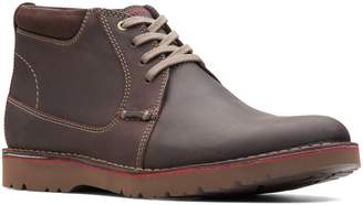 Clarks Collection By Vargo Leather Chukka Boots