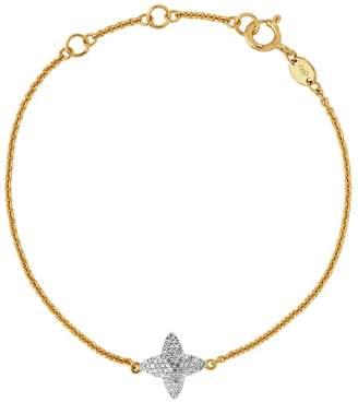 Links of London Yellow Gold and Diamond Splendour Bracelet