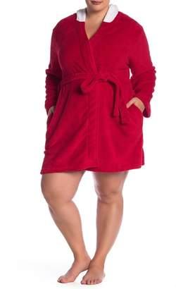 Hello Kitty Hooded Robe (Plus Size)
