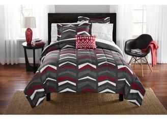 Mainstays Tribal Bed in a Bag Comforter Set