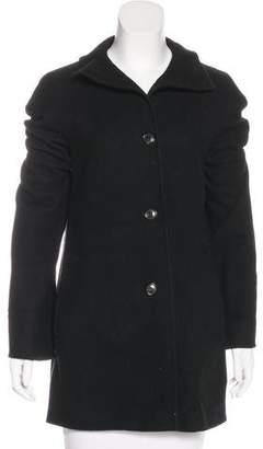 Akris Button-Up Short Coat