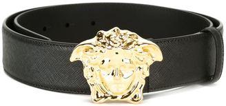 Versace 'Palazzo Medusa' belt $260.76 thestylecure.com