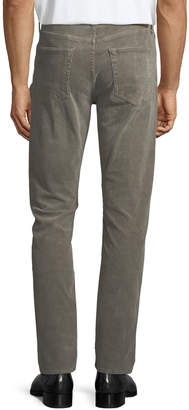 Tom Ford Men's Striaght-Fit Corduroy Pants