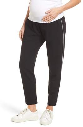 Isabella Oliver Maxine Contrast Maternity Pants