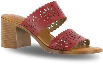 Easy Street Shoes Tuscany by Susana Women's Block Heel Sandals