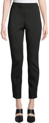 Donna Karan Pull-On Cropped Skinny Leggings