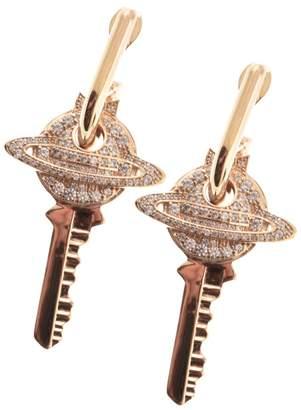 Vivienne Westwood Darianne Key Earrings