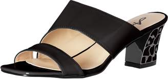 Annie Shoes Women's Tuti 2 W Slide Sandal
