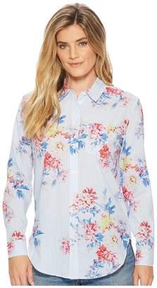 Joules Laurel Cotton Longline Shirt Women's Clothing