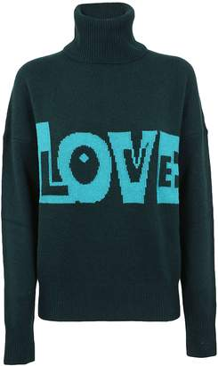 P.A.R.O.S.H. Love Slogan Sweater