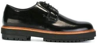 Tod's chunky sole derbies