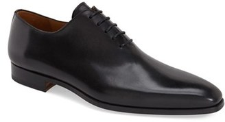 Men's Magnanni 'Cruz' Plain Toe Oxford $435 thestylecure.com