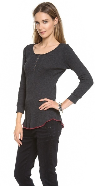 So Low Solow Thermal Henley