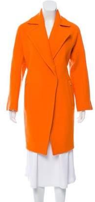 Kaufman Franco KAUFMANFRANCO Long Wool Coat