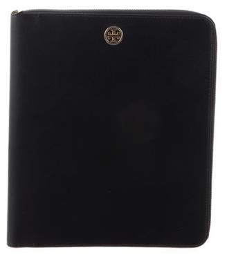 Tory Burch Leather Tablet Case