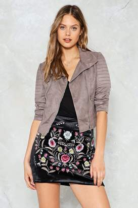 Nasty Gal New Rules Moto Jacket