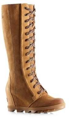 Sorel Women's Joan of Arctic Suede Tall Boots