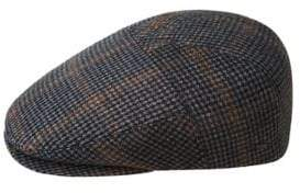 Bailey Hats Smit Brushed Wool Driving Cap