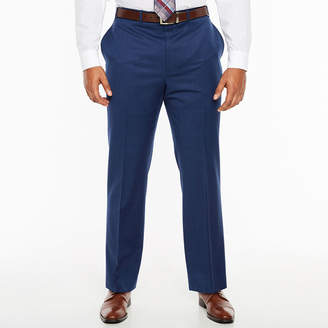 COLLECTION Collection by Michael Strahan Grid Classic Fit Suit Pants - Big and Tall