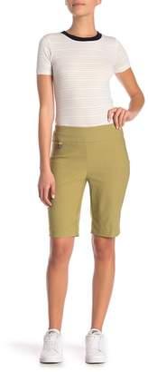 Philosophy Apparel Pull-On Bermuda Shorts (Petite)