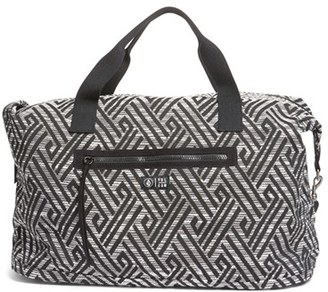 Volcom Outta Towner Weekender Bag - Black $66 thestylecure.com