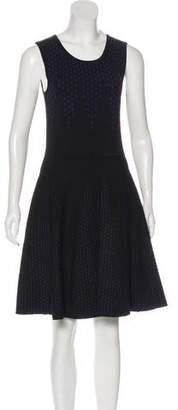 John & Jenn by Line Embroidered Sleeveless Dress