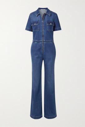 Stella McCartney Denim Jumpsuit - Blue