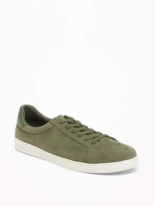 Old Navy Sueded Court Sneakers for Men