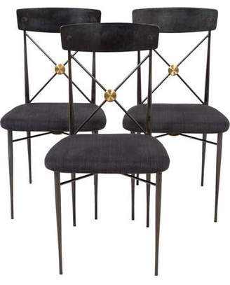 OCHRE Set of 3 Dining Chairs