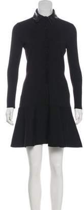 Belstaff Wool A-Line Dress w/ Tags