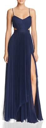 Fame & Partners Dakota Cutout Gown - 100% Exclusive