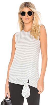 Bobi Striped Tissue Jersey Tank