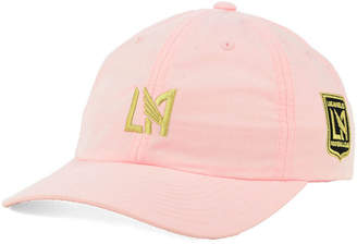 adidas Los Angeles Football Club Pink Easy Adjustable Cap